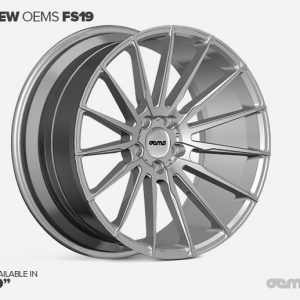OEMS FS19 Alloys Wheels, Dromore, Northern Ireland
