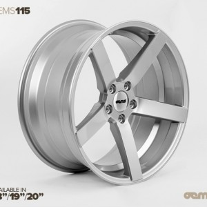 OEMS 115 Alloys Wheels, Longhill Plant Sales, Dromore, Northern Ireland