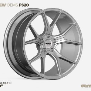 OEMS FS20 Alloys Wheels, Dromore, Northern Ireland