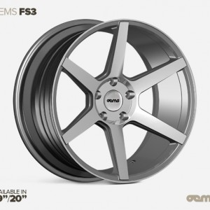 OEMS FS3 Alloys Wheels, Dromore, Northern Ireland